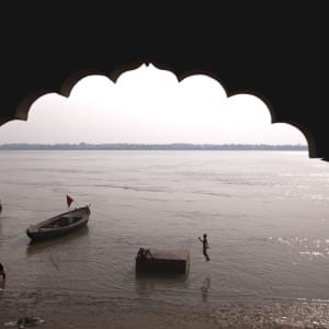 Suryauday Haveli à Varanasi: View