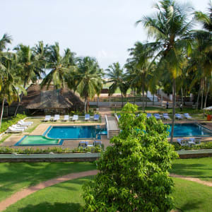 The Travancore Heritage à Kovalam: View From Beach Grove Balcony