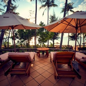 Cassia Cottage in Phu Quoc: View from Family Pool