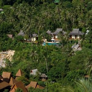 Santhiya Koh Phangan Resort & Spa in Ko Phangan: Villa