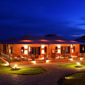 Bagan Lodge: Villa Rooms