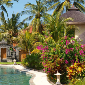 Puri Dajuma in Nordbali: Villas Bendega - Balinese Gate