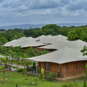 Bagan Lodge: Villas in the Garden