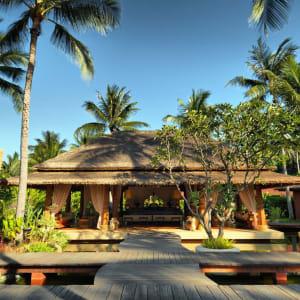 Zazen Boutique Resort & Spa in Ko Samui: Zazen's Reception