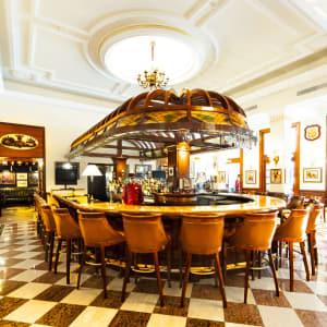 The Imperial in Delhi: 1911 Bar