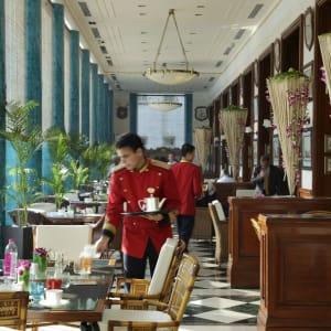 The Imperial in Delhi: 1911 Verandah Lounge
