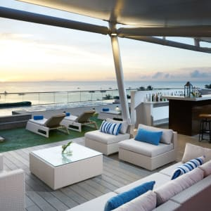 Discovery Shores Boracay: 360 Roof Lounge