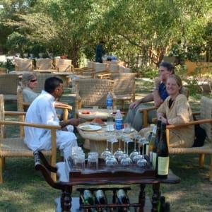 Tiger's Den Resort à Bandhavgarh: