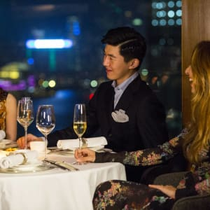 Hotel ICON in Hong Kong: Above & Beyond Restaurant