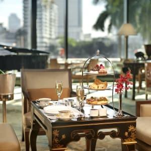 The Peninsula Bangkok: Afternoon tea