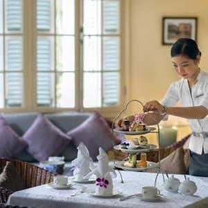 Raffles Hotel Le Royal in Phnom Penh: Afternoon Tea