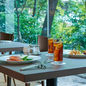 Keio Plaza à Tokyo: All day dining Jurin