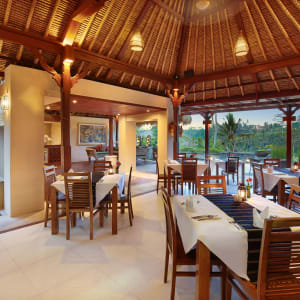 Jannata Resort & Spa in Ubud: Amateras Restaurant