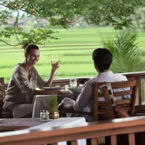 The Ubud Village Resort & Spa:  Angkul restaurant