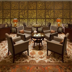 The Taj Mahal Palace in Mumbai: Apollo lounge