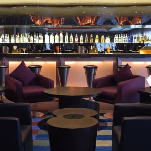 The Claridges à Delhi: Aura - The Vodka Bar