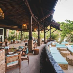 Awei Pila Resort à Mergui Archipel: Awei Pila Restaurant