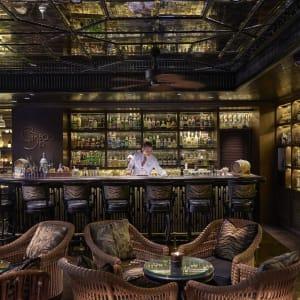 Mandarin Oriental à Bangkok: Bamboo Bar