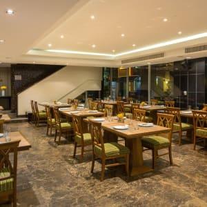 Bandara Suites Silom à Bangkok: Bandara Cafe
