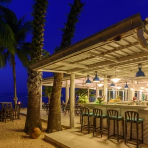 Paradise Beach Resort in Ko Samui: Bar