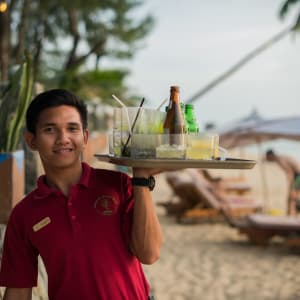 Cassia Cottage in Phu Quoc: Bar Boy