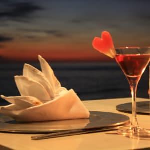 Mahamaya in Gili: Bar cocktails