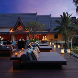 Outrigger Laguna Phuket Beach Resort: Bar - Icon Terrace & Lounge - All-Day-Bar
