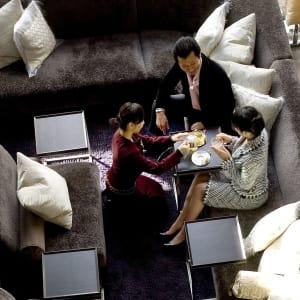 Mandarin Oriental à Tokyo: Bar-lounge