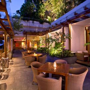 Hyatt Centric MG Road Bangalore à Bengaluru: Bar Lounge