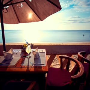 Cassia Cottage in Phu Quoc: Barefoot Bar