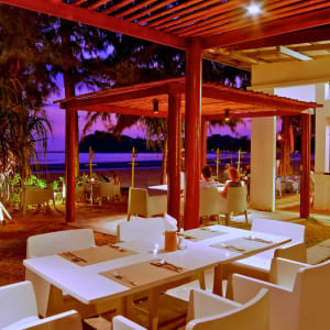 Twin Lotus à Ko Lanta: Barracuda Restaurant & Beach Bar
