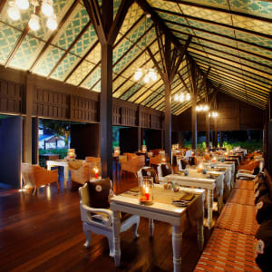 Zeavola Resort à Ko Phi Phi: Baxil Restaurant