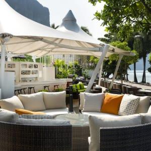 Aonang Villa in Krabi: Beach Bar