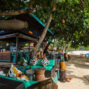 Fair House Beach Resort & Hotel à Ko Samui: Beach Bar