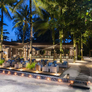 The Sarojin à Khao Lak: Beach Bar