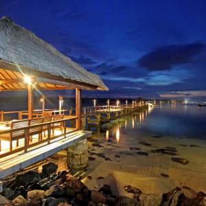 The Oberoi Beach Resort, Lombok: Beach Club