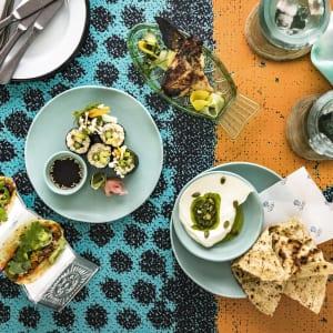 COMO Uma Canggu à Sud de Bali: Beach Club - Lunch Menu Options