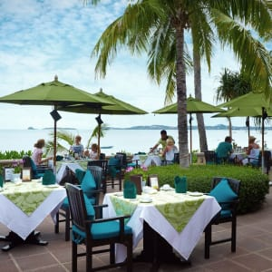 Bo Phut Resort & Spa in Ko Samui: Beach Restaurant