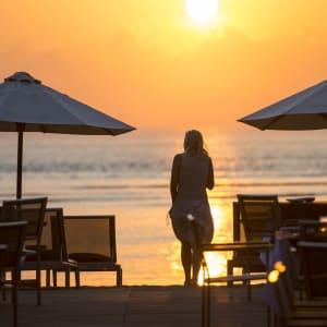 Segara Village in Südbali: Beachfront Restaurant