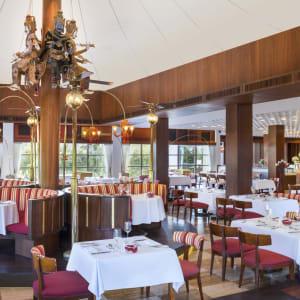 The St. Regis Bali Resort in Südbali: Boneka Restaurant - Daylight