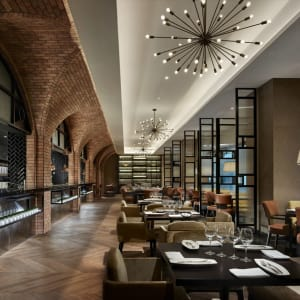 Hotel Stripes Kuala Lumpur: Brasserie
