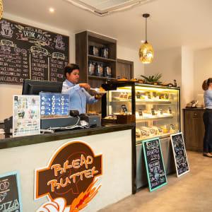 Dewa Phuket: Bread & Butter Bakery