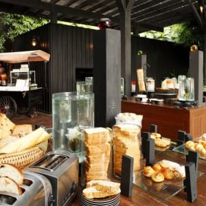Zeavola Resort in Ko Phi Phi: Breakfast