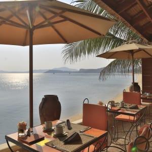 Zazen Boutique Resort & Spa in Ko Samui: Breakfast