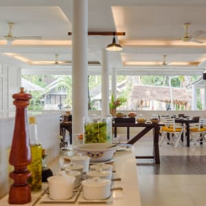 Paradise Beach Resort in Ko Samui: Breakfast