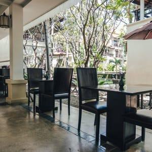 Bodhi Serene in Chiang Mai: Breakfast Area