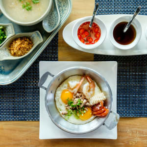Na Nirand in Chiang Mai: Breakfast at Time Cuisine