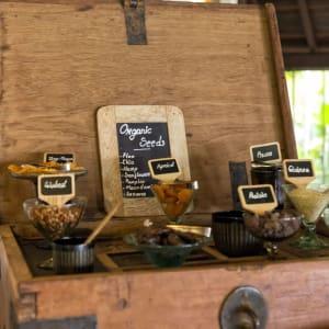 Ngapali Bay Villas & Spa: Breakfast Buffet