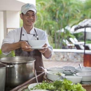 Blue Ocean Resort à Phan Thiet: Breakfast Hot Station