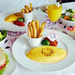Keio Plaza à Tokyo: Breakfast Room